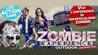 THE ZOMBIE EXPERIENCE - OUTDOOR
