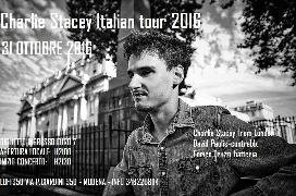 Charlie Stacey, London(UK) Italian tour 2016