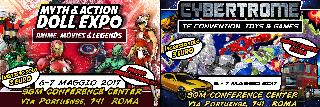 CYBERTROME + MYTH E ACTION DOLLEXPO