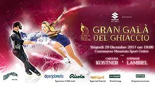 GOLDEN SKATE AWARDS - GRAN GALA' DEL GHIACCIO