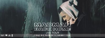 MADMAN - Back Home live tour a Cagliari