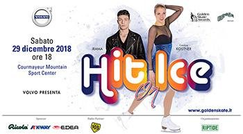 Hit On Ice - Golden Skate Awards, le stelle del pattinaggio su ghiaccio a Curmayeur il 29 dicembre