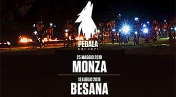 On May 25th and July 13th, Pedala coi Lupi is back, one of the most awaited events in Brianza!