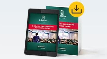 Download the free E-Book with the checklist for event organizers!