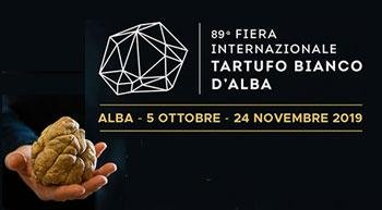 89th International Alba White Truffle Fair, find out the new appointments and buy the packages